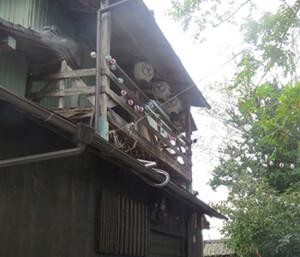 農泊「ちかはぎ空の家」
