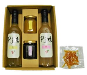 桃・梨ジュースセット